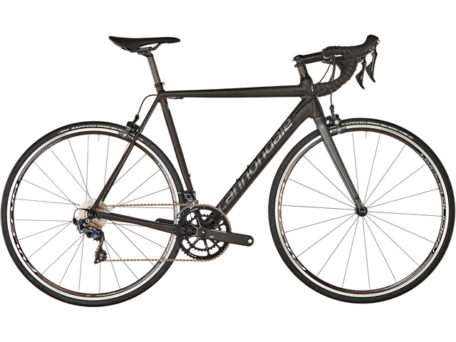 Cannondale CAAD12 Ultegra black anodized
